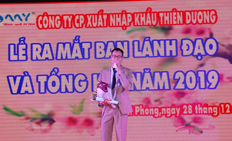 Tổng giám đốc Famy - công ty Thiên Dương với định hướng năm 2020