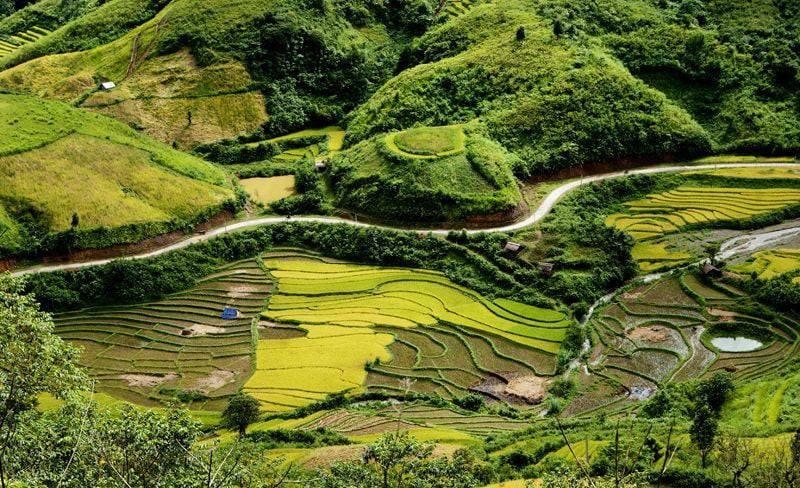 Cảnh đẹp Lai Châu
