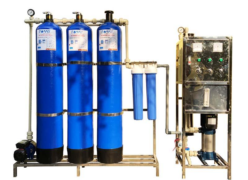 máy lọc nước công nghiệp famy