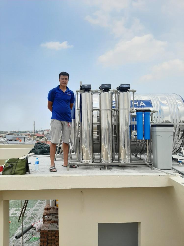 Vệ sinh theo định kỳ để đảm bảo an toàn cho máy lọc nước