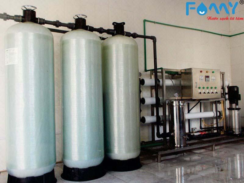 Máy lọc nước công nghiệp giá bao nhiêu tiền là hợp lý bạn có biết?