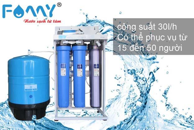 Máy lọc nước công nghiệp là sản phẩm rất được ưa chuộng trên thị trường