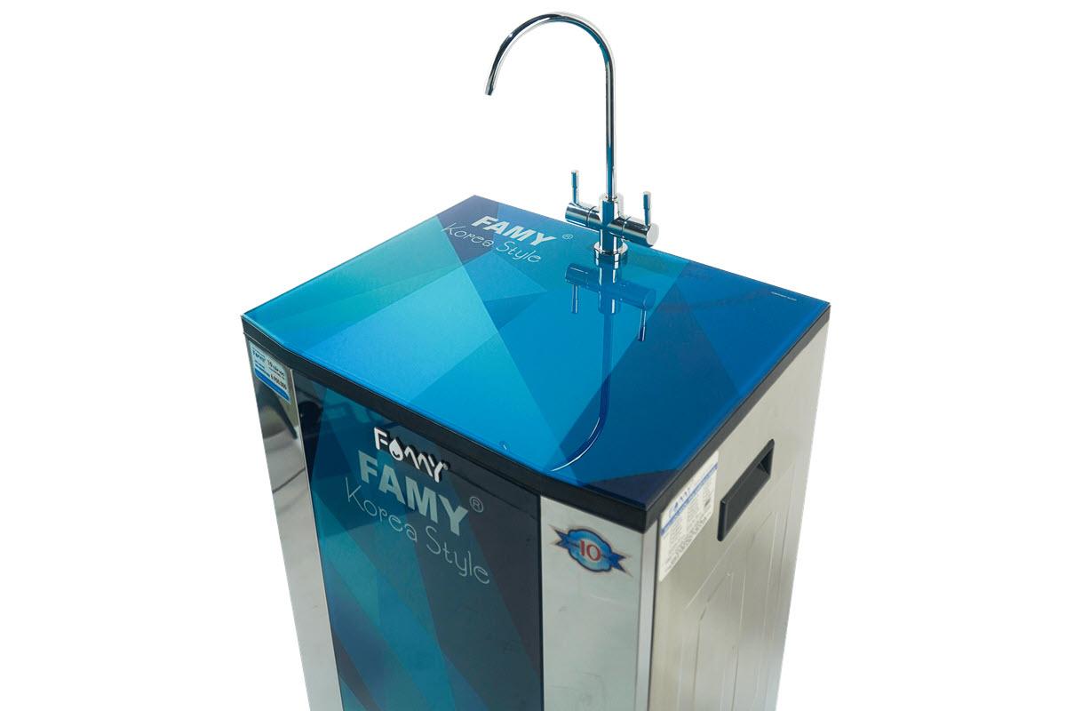 Máy lọc nước RO Famy KR10IQ-HA có chế độ nước Hydrogen