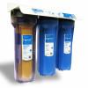 Bộ lọc nước thô đầu nguồn, nước sinh hoạt FAMY 3 cấp
