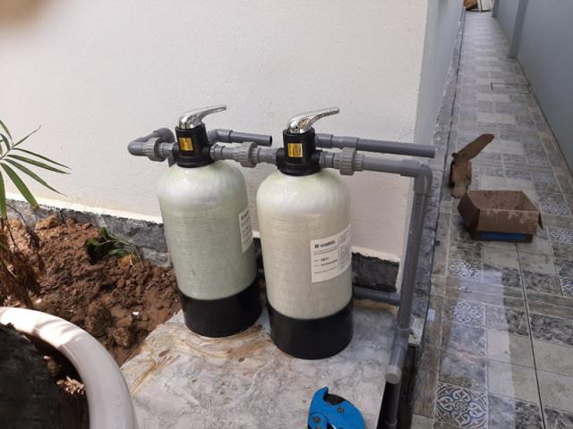 lọc nước thô đầu nguồn