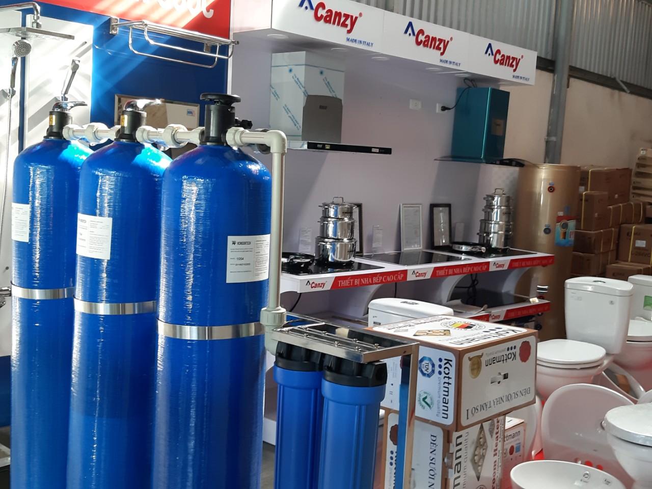 đại lý bán máy lọc nước