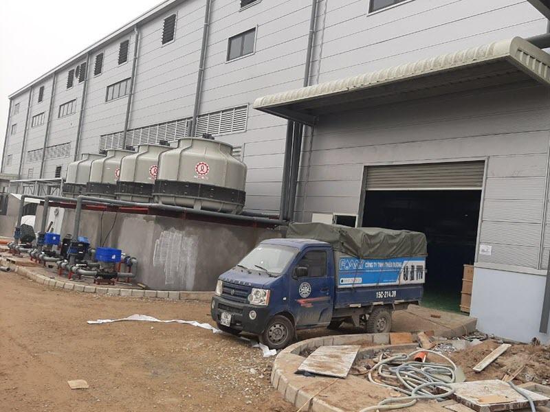 máy lọc nước công nghiệp 150l/h