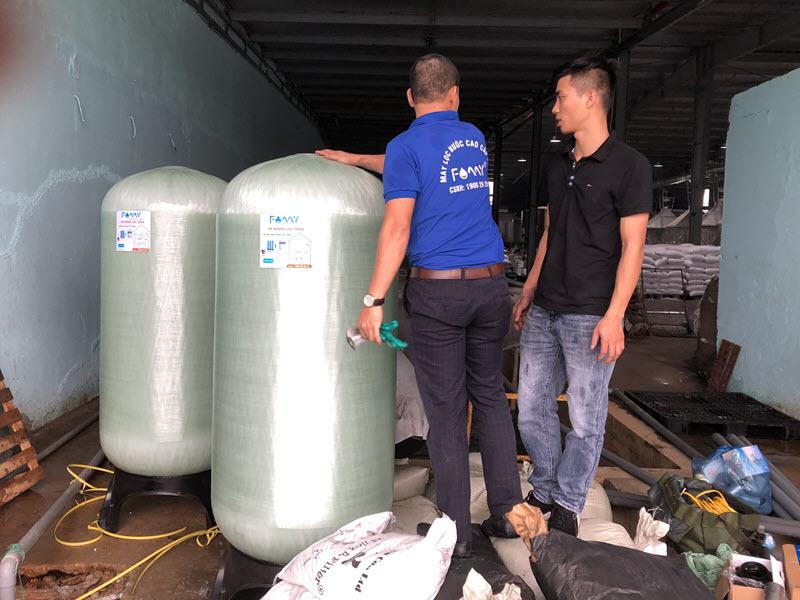 máy lọc nước công nghiệp ro