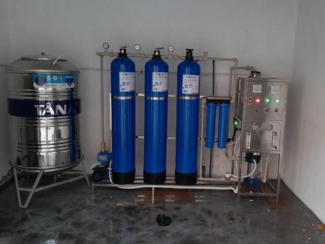 máy lọc nước sản xuất công nghiệp
