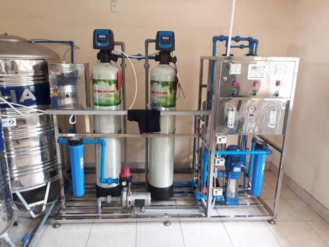máy lọc nước công nghiệp 1000l/h