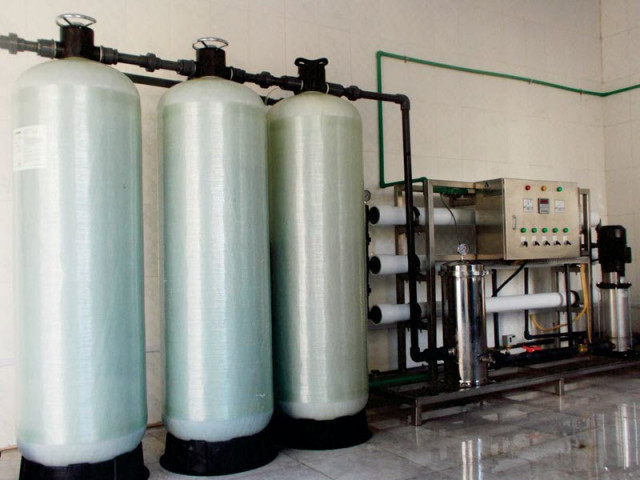 hệ thống máy lọc nước công nghiệp