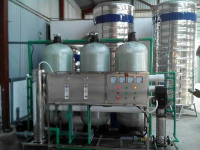máy lọc nước công nghiệp giá rẻ