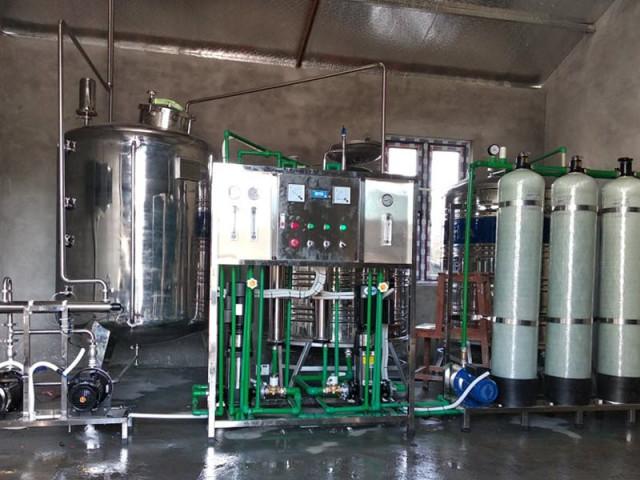 nhà cung cấp máy lọc nước công nghiệp