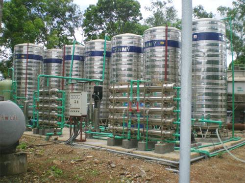 hệ thống máy lọc nước ro công nghiệp