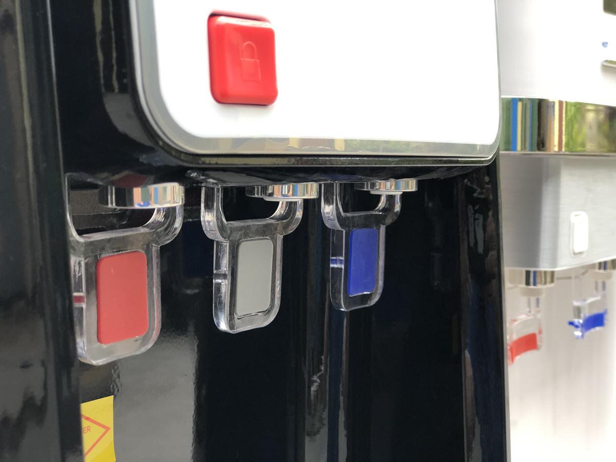 Máy lọc nước có nóng lạnh FAMY KR300 3 chế độ nước nóng lạnh nguội phiên bản mới