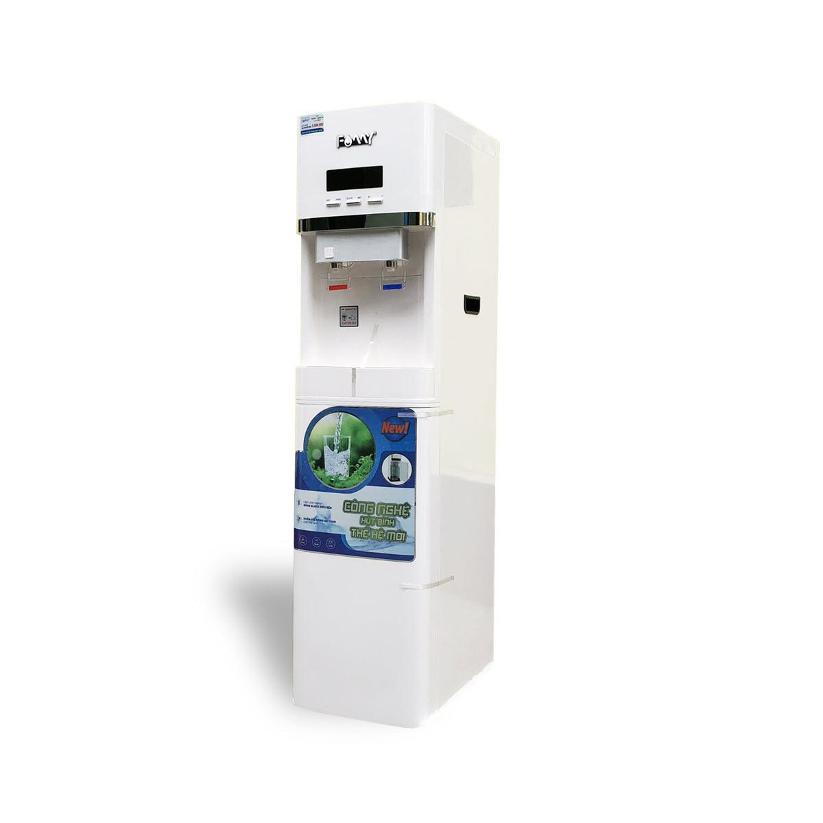 Cây nước nóng lạnh hút bình FAMY FA02 tiện dụng cho văn phòng, công sở