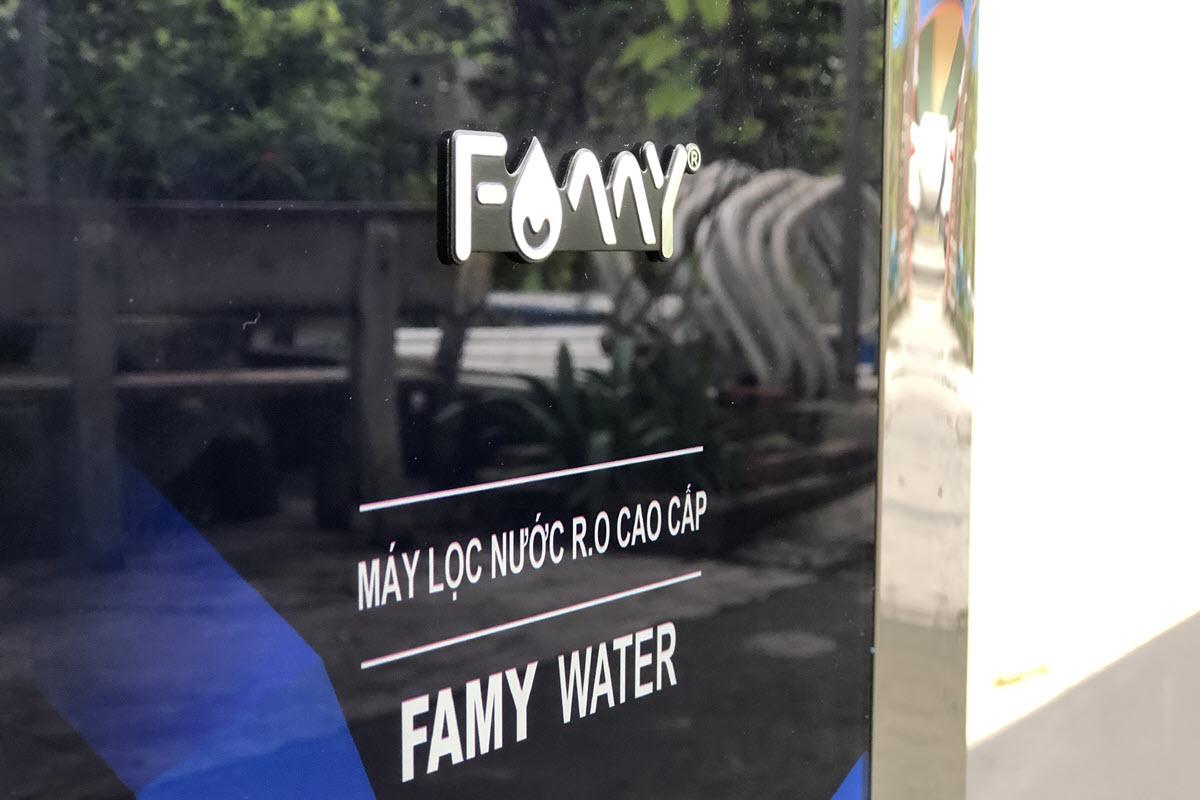 Máy lọc nước nhiễm mặn, nước lợ chuyên dụng FAMY ECO-M1IQ-A