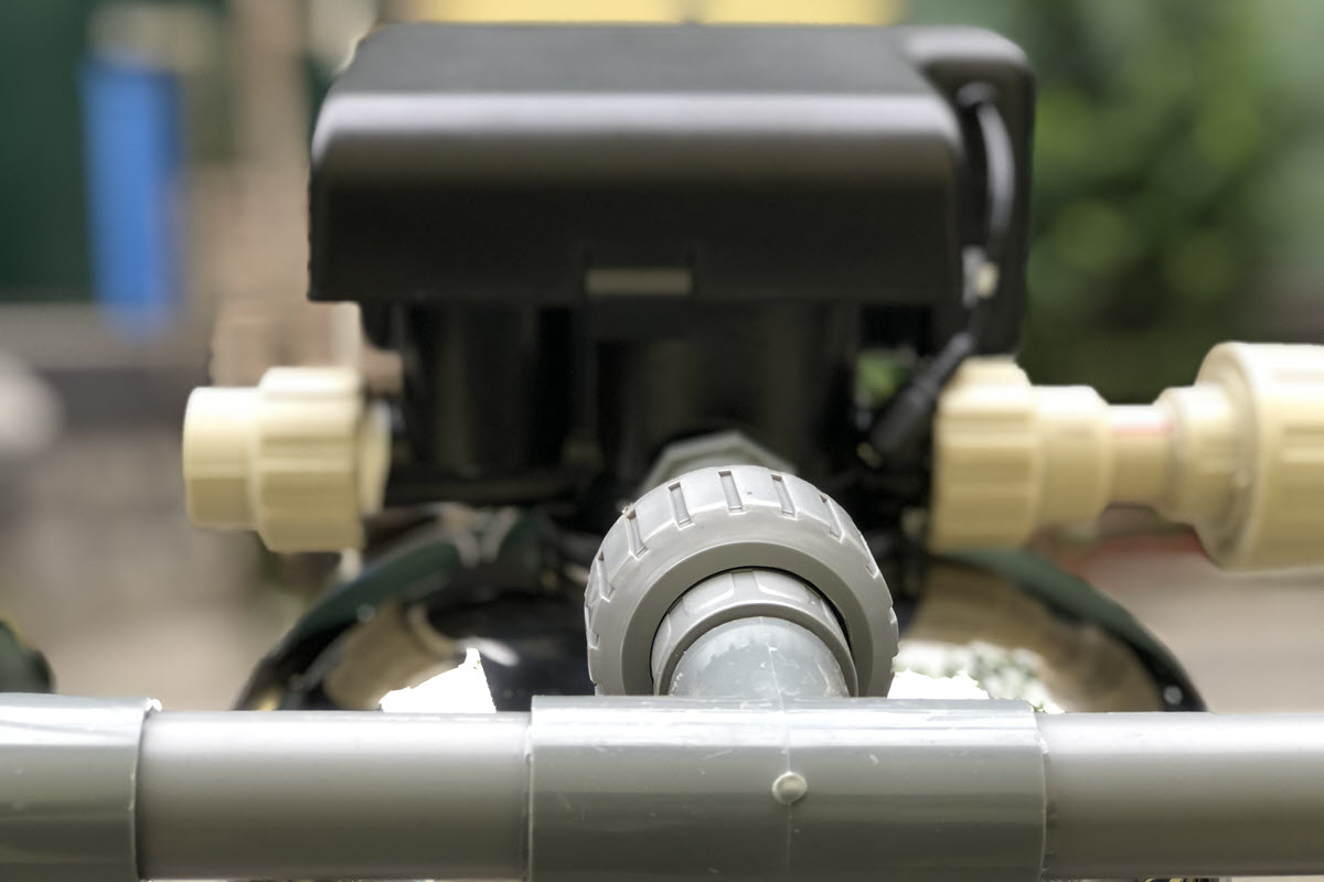 Hệ thống lọc tổng lọc đầu nguồn FAMY-LT033AI cột inox