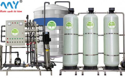 Những thông tin bạn cần biết về dây chuyền máy lọc nước công nghiệp RO