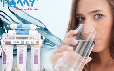 Lựa chọn sản phẩm máy lọc nước tinh khiết để sử dụng