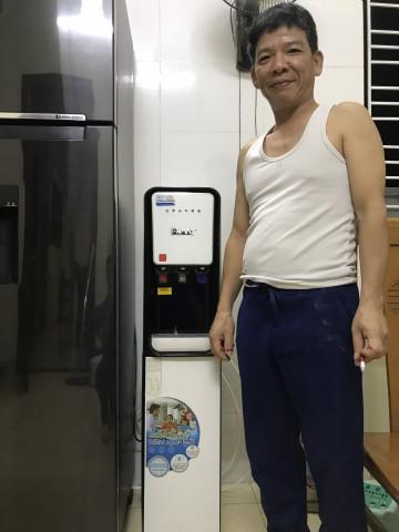 Máy lọc nước Famy KR300 3 chế độ nóng lạnh nguội