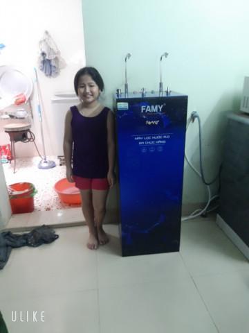 Máy lọc nước Famy ECO-V3 3 chế độ nóng lạnh nguội