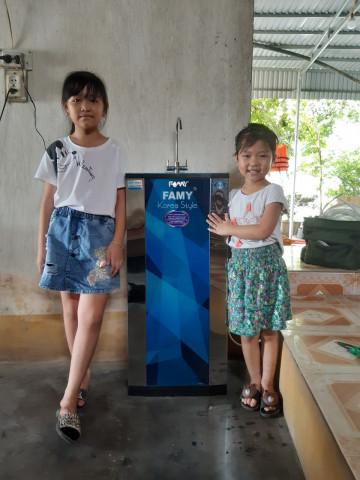 Máy lọc nước Famy KR10IQ-AH