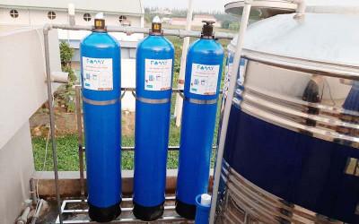 Lắp đặt hệ thống lọc nước tổng đầu nguồn