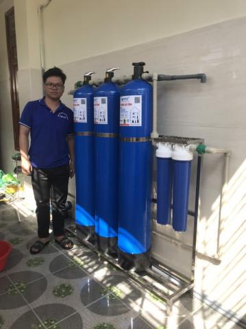 Hệ thống lọc tổng lọc nước đầu nguồn FAMY FA-LT03