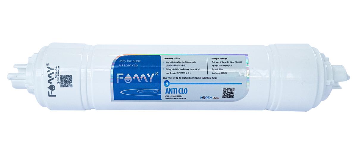 Lõi lọc nước số 9 FAMY F9-ANTI-CLO-B