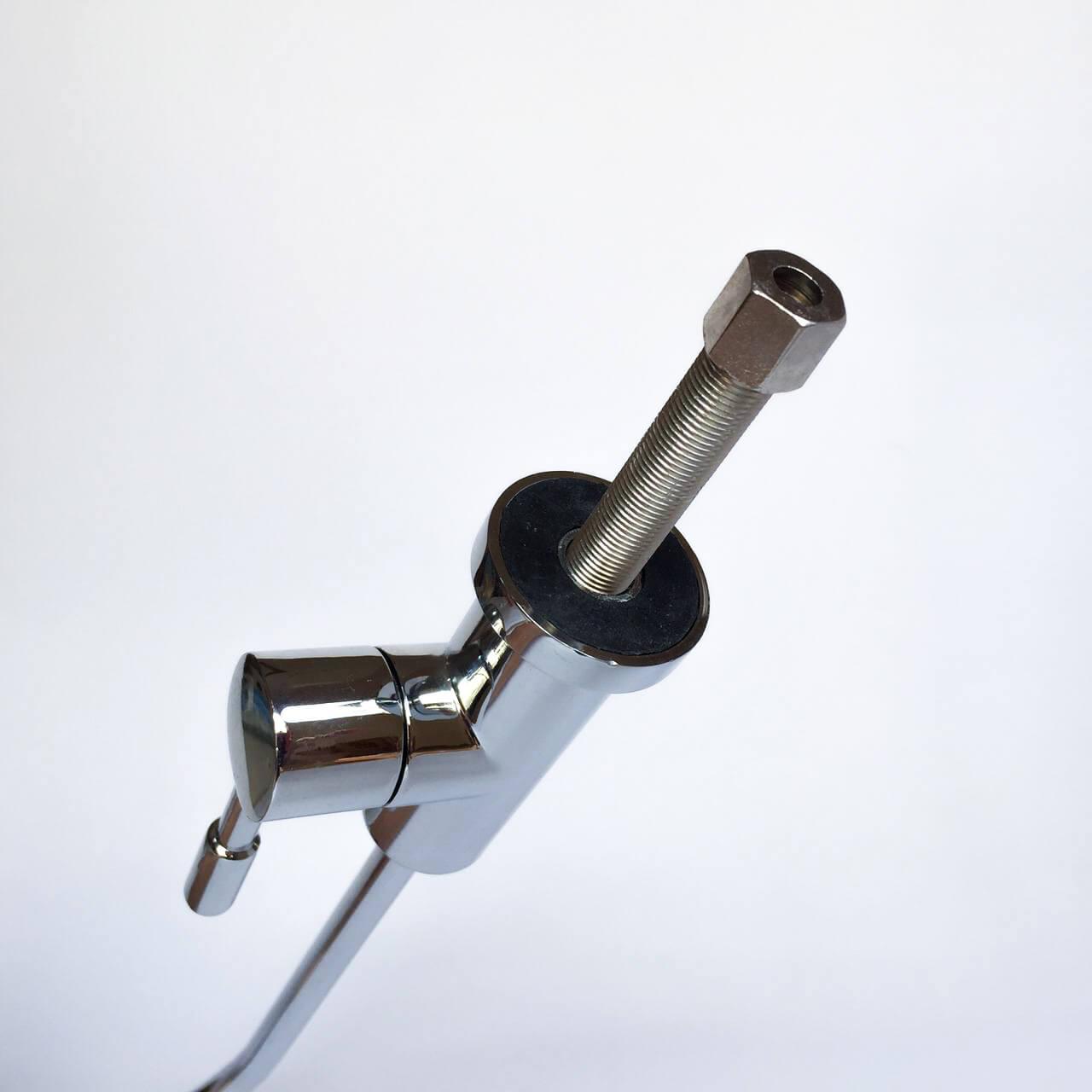 Vòi nước inox 1 khóa máy lọc nước Famy