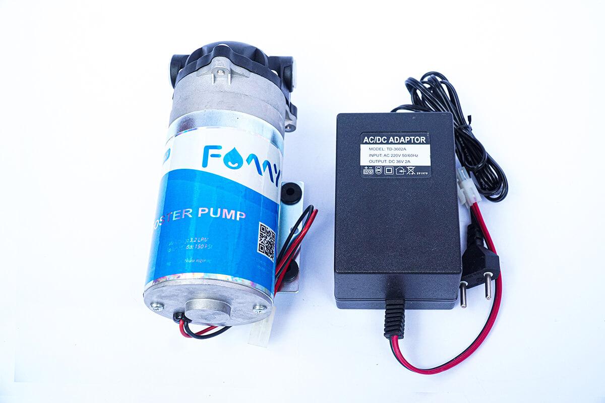 Máy lọc nước gia đình FAMY IRO9IQ-HA 9 cấp lọc