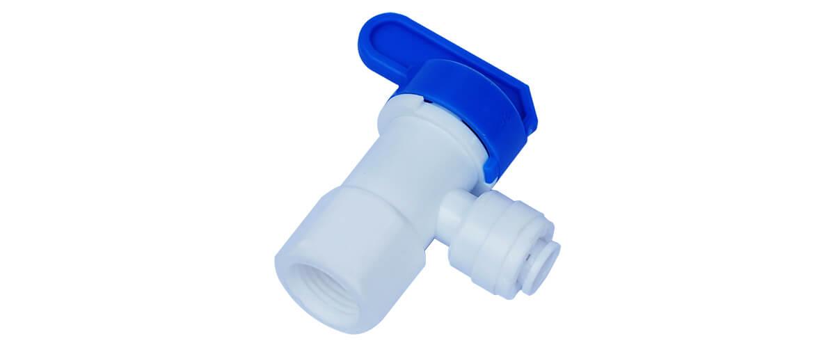 Máy lọc nước FAMY ECO9IQ-HA 9 cấp lọc bơm hút