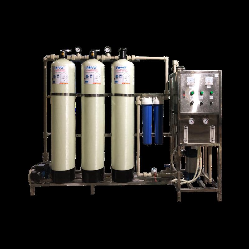 Máy lọc nước công nghiệp 500l/h