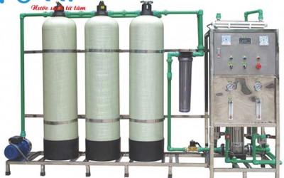Máy lọc nước công nghiệp là gì? Kinh nghiệm chọn mua máy lọc nước công nghiệp.