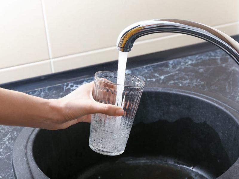 kiểm tra nguồn nước