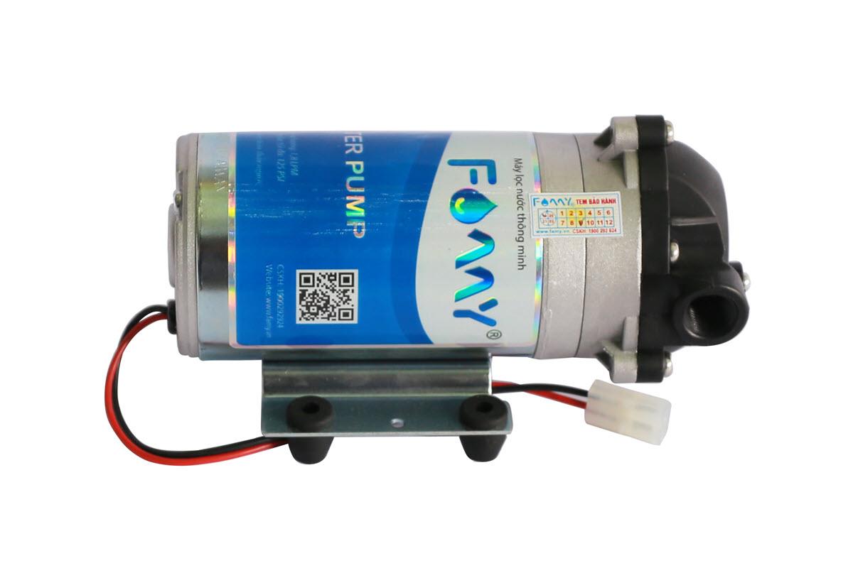 Bơm tăng áp cho máy lọc nước nhiễm mặn chuyên dụng Famy BOM24-M