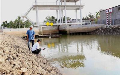 Maý lọc nước mặn RO, nước nhiễm mặn, nước lợ chính hãng, giá rẻ Famy