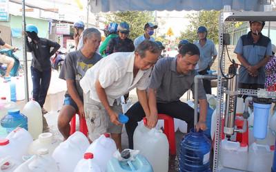 Máy lọc nước nhiễm mặn cho hiệu quả lọc vượt trội so với những phương pháp thông thường.