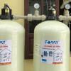 Hệ thống lọc tổng công suất lớn FAMY sử dụng cột composite 1252