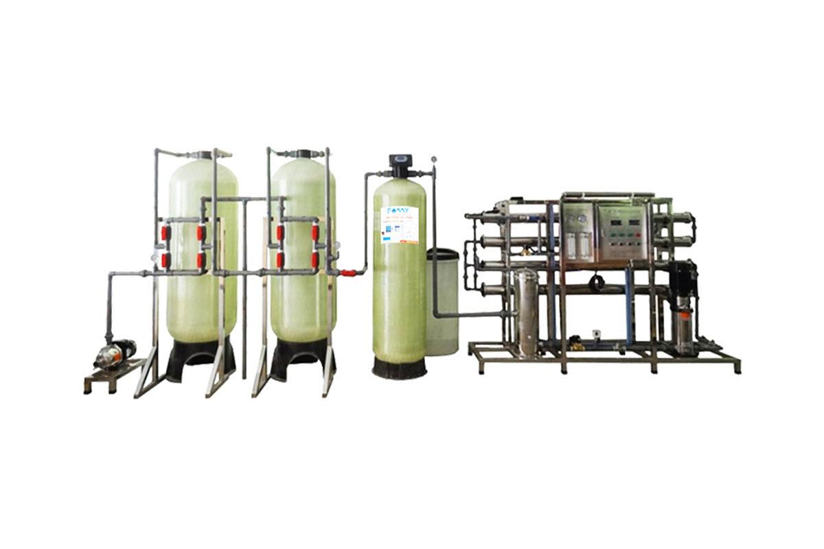 Máy lọc nước công nghiệp 2000 lít/giờ
