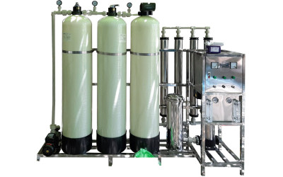 Nguồn nước nào phù hợp với hệ thống lọc nước công nghiệp RO.