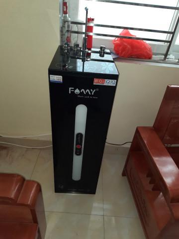 Máy lọc nước FAMY ECO2.0-V3 3 chế độ nóng, lạnh, nguội phiên bản mới