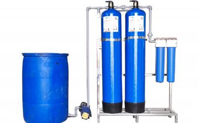 Hệ thống lọc nước giếng khoan – Loại bỏ hoàn toàn sắt trong nước của Famy.