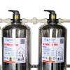 Hệ thống lọc tổng lọc nước đầu nguồn FAMY-LT02CI cột inox