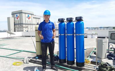 Bộ lọc nước đầu nguồn cho biệt thự, nhà vườn – Giải pháp bảo vệ sức khỏe nguồn nước cho cả gia đình bạn