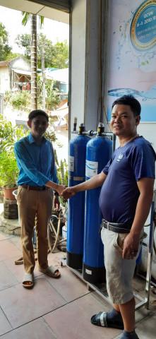 Hệ thống lọc tổng lọc nước đầu nguồn FAMY-LT02C