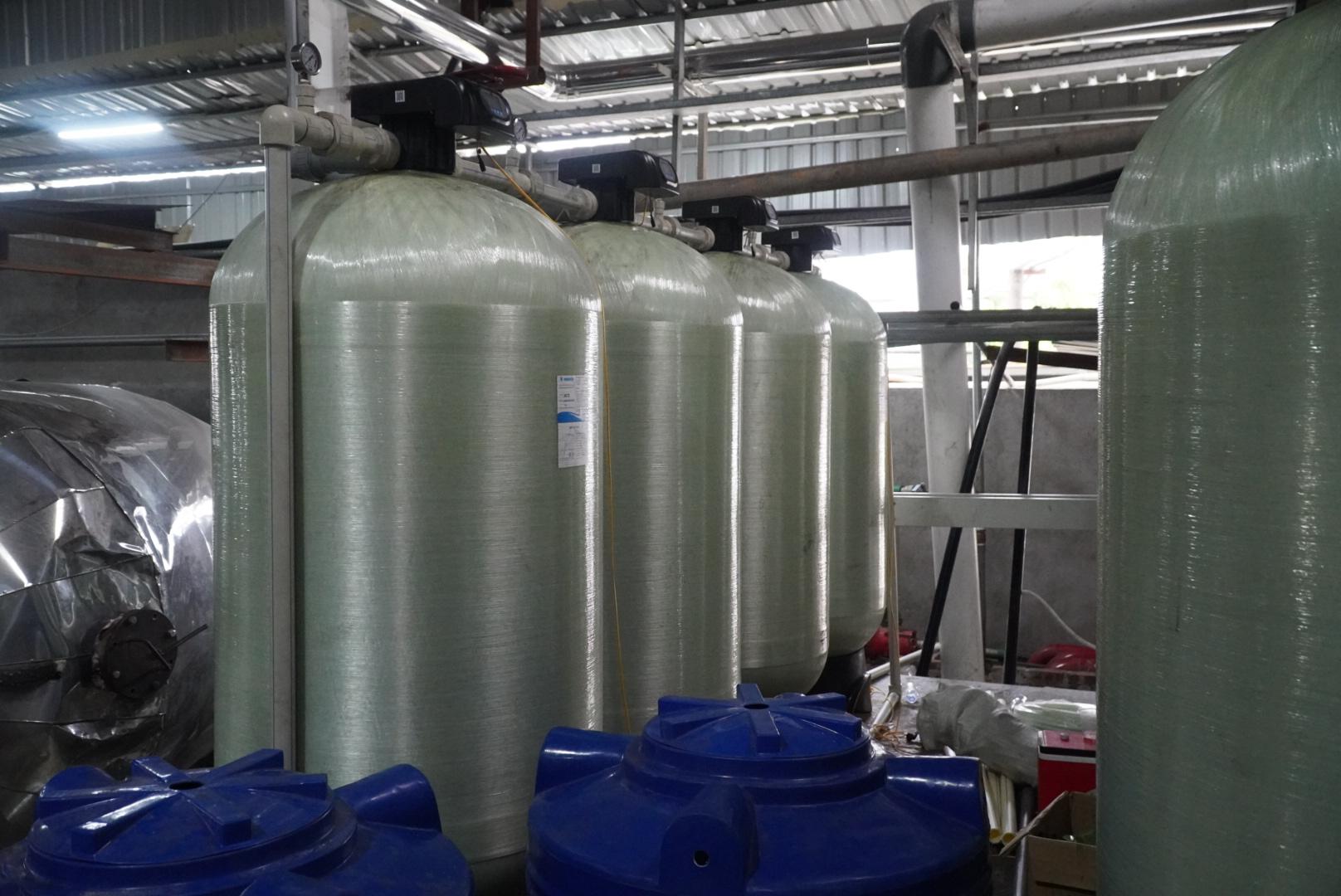Máy lọc nước công nghiệp 16.000 lít/giờ