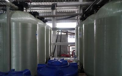Famy triển khai thành công bộ lọc nước RO công nghiệp công suất 16000 LÍT