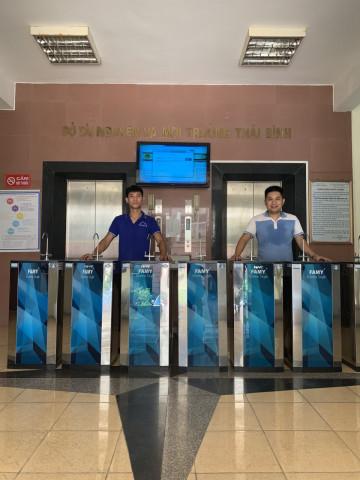 Máy lọc nước công nghệ Hàn Quốc Famy KR10IQ-HA 10 Cấp lọc